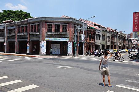 艋舺街景图片