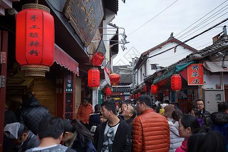 上海七宝老街图片