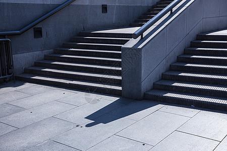 城市建筑设施楼梯图片