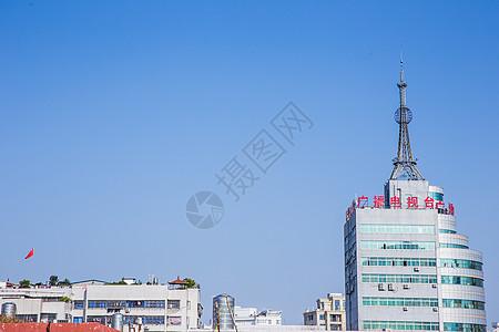 城市设施电视台信号接收图片