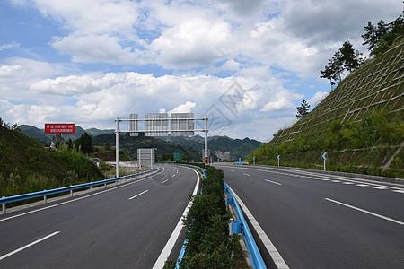 一些高速风景图片