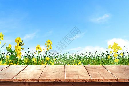 蓝色天空的爱心云朵图片