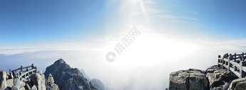 泰山山顶图片