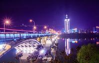长沙夜景图片