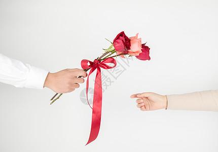 情人节玫瑰花爱情图片