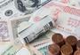 货币组合图片
