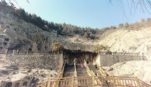 洛阳龙门石窟图片