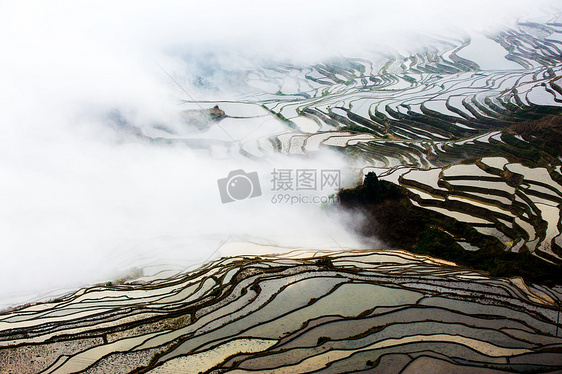 元阳梯田图片