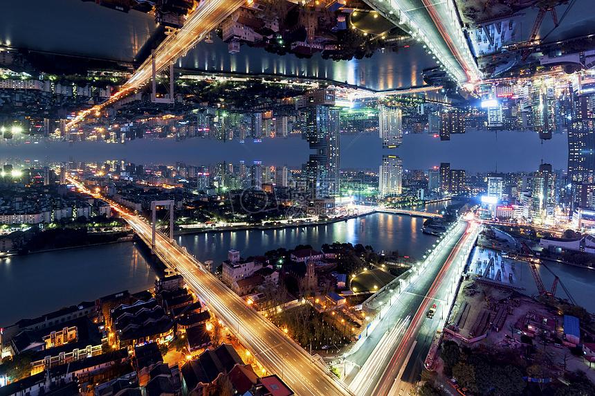 未来的科幻城市