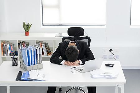 创业失败沮丧商务图片