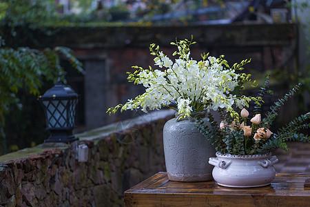 民宿花卉图片