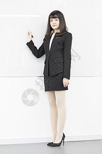 职业女性形象图片