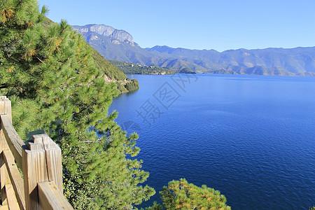 自然山水风景图片