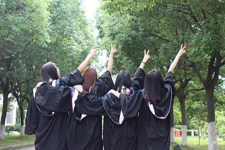 六月的校园毕业图片