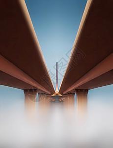 桥梁的结构图片