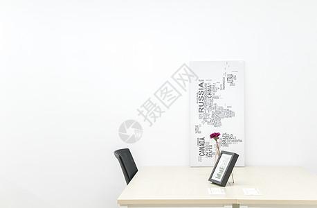 互联网创业办公室简洁桌面图片