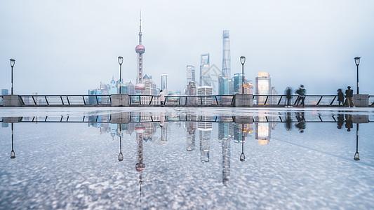 上海外滩形象照片图片