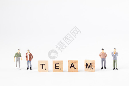 商务团队创意概念图片