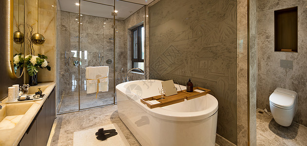 浴室室内设计图片