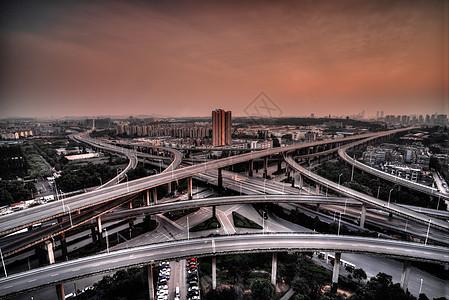 南京双桥门风光图片