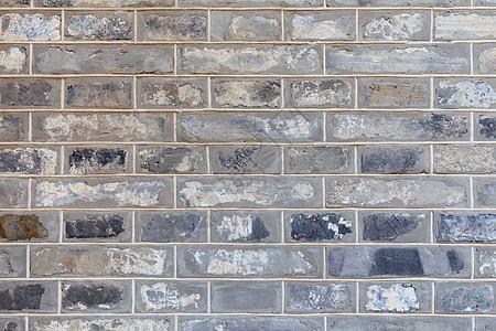 灰色的砖墙图片