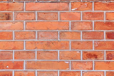 红色的砖墙图片