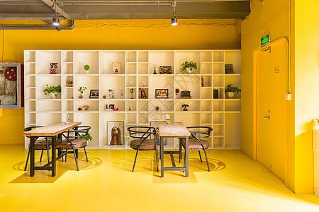 创业空间休息洽谈区域图片