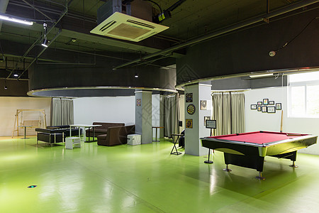 创业空间休闲娱乐区域图片