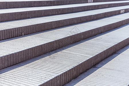 清新城市建筑阶梯图片