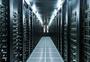 网络科技服务器通信机房图片