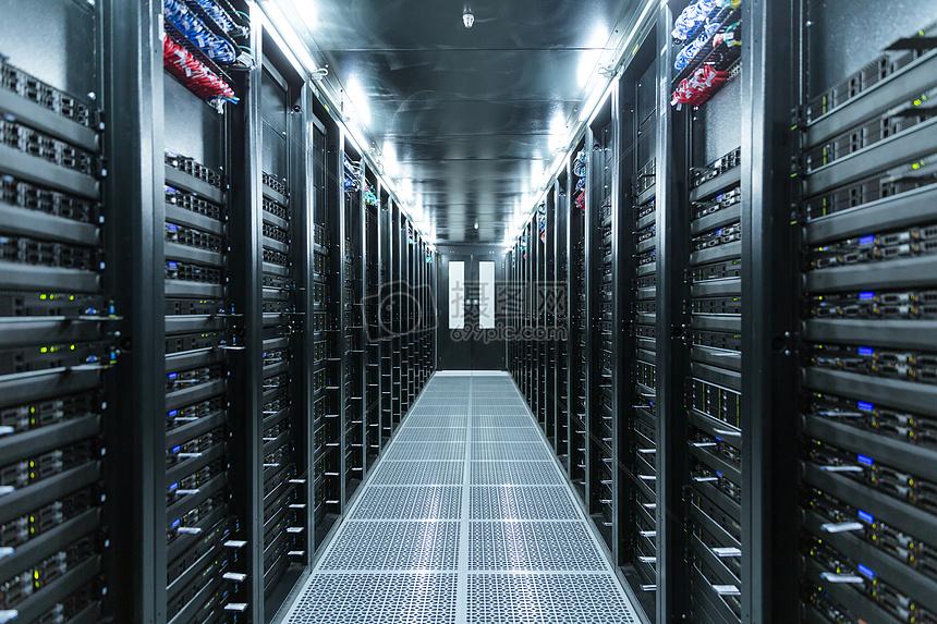服务器通信机房图片