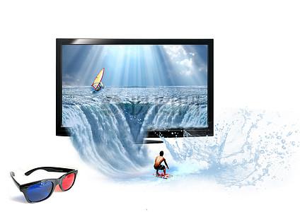 3D视频大片图片