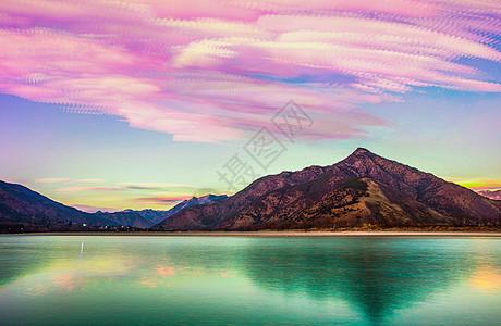 彩云之南图片