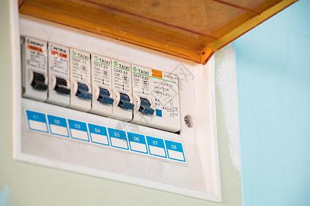 电闸表图片