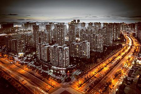 城市高楼楼盘效果图图片