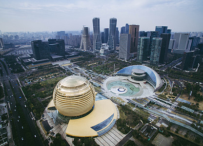 城市高楼特色建筑图片