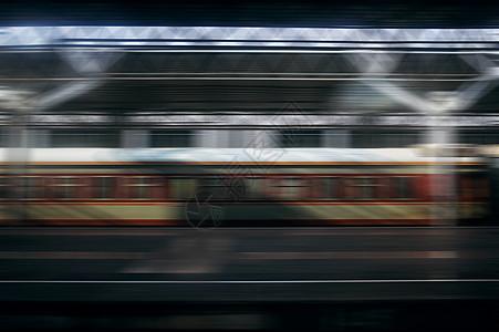 运动的火车 速度 运输图片