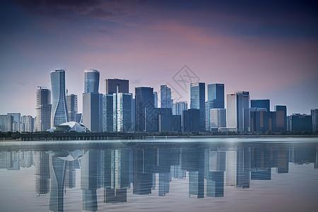 城市建筑 繁华高楼 商业中心 cbd 图片