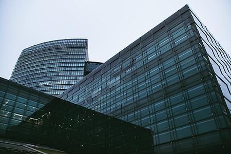 城市建筑 商业中心 高端写字楼 商务图片