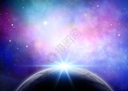 地球彗星星球图片