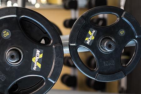 健身房哑铃片哑铃图片