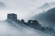 长城云海图片