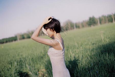 青春美女图片