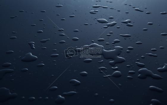 雨天 水珠背景图图片