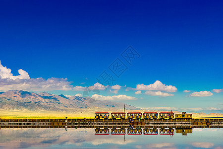幸福列车图片