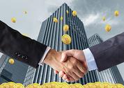 金融商务合作图片