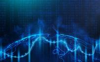 地球科技互联网背景图片