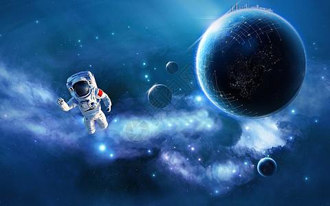 浩瀚宇宙图片
