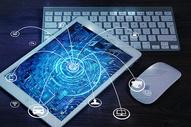 光纤电脑信息爆炸时代拆字商业资讯常遭IT行业先锋图片