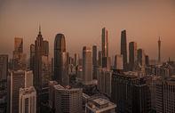 广州中心商务区图片